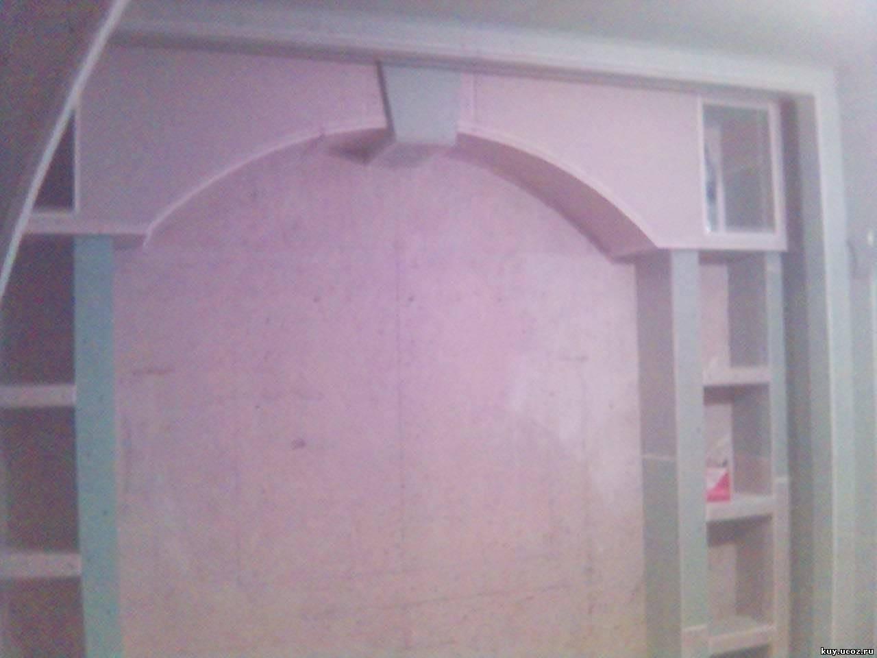 Установка гипсокартона своими руками на стену